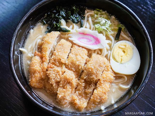 Chicken Katsu Ramen Sushi Nobu (Shabu Nobu)