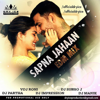 Sapna-Jahan-EDM-Mix-Dry-Ice-Production