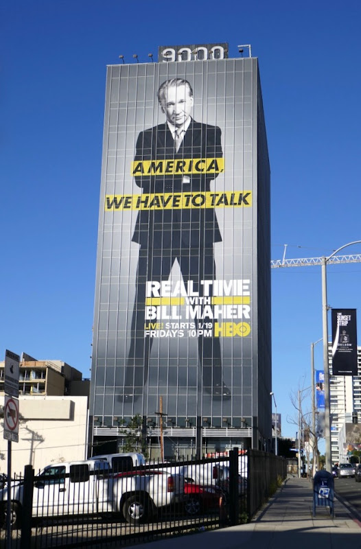 America we have to talk Real Time Bill Maher season 16 billboard