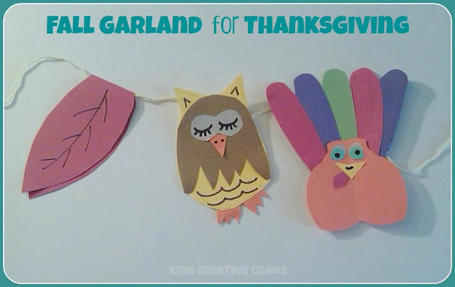 Thanksgiving Garland Ideas