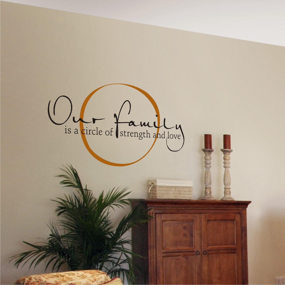 Deanna Time Wallquotes Com By Belvedere Designs