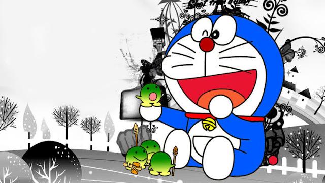 Doraemon Desktop Wallpapers