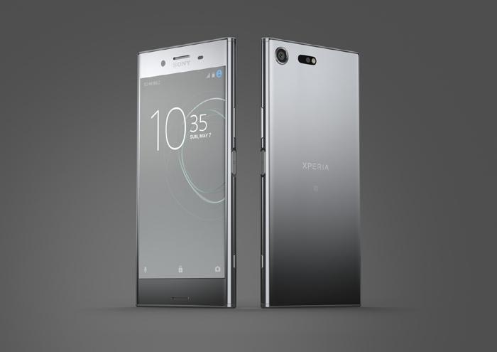XPERIA XZ Premium シルバー(銀色)