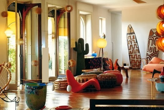 decoration interieur mexicain
