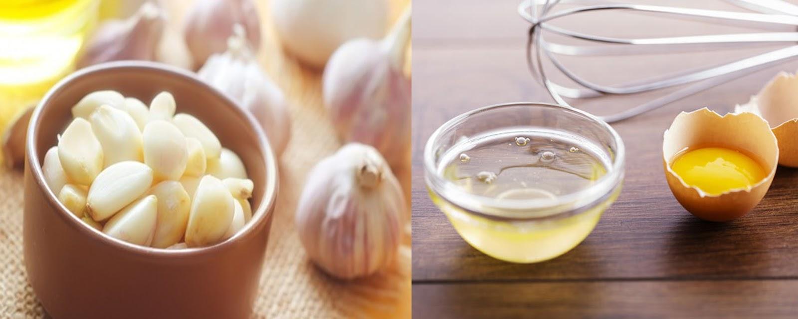 Image result for gambar bawang putih yang sudah dibuat jadi masker