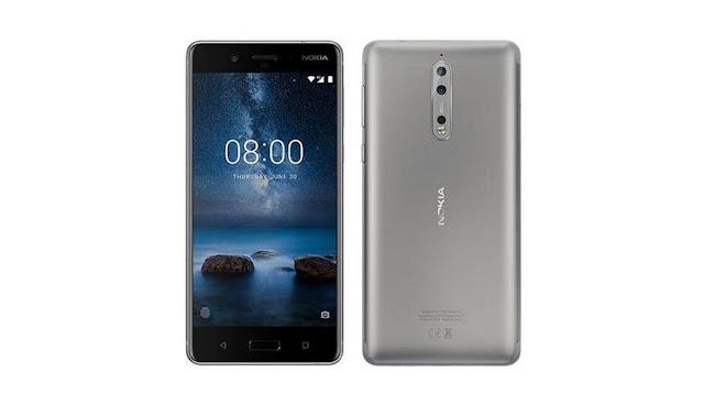 Smartphone Nokia Dengan Desain Dan Spesifikasi Terbaik
