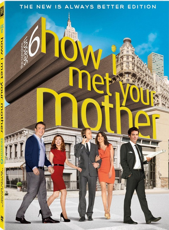 How I Met Your Mother 2010: Season 6 - Full (24/24)