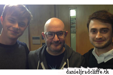 Updated: Daniel Radcliffe and Dane DeHaan on Heat Radio