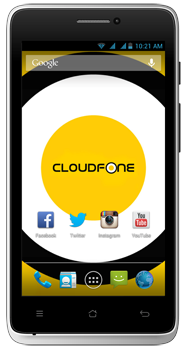 Cloudfone Excite 451TV