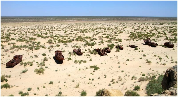 Vom Aralsee