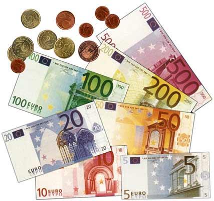 el euro para colombia