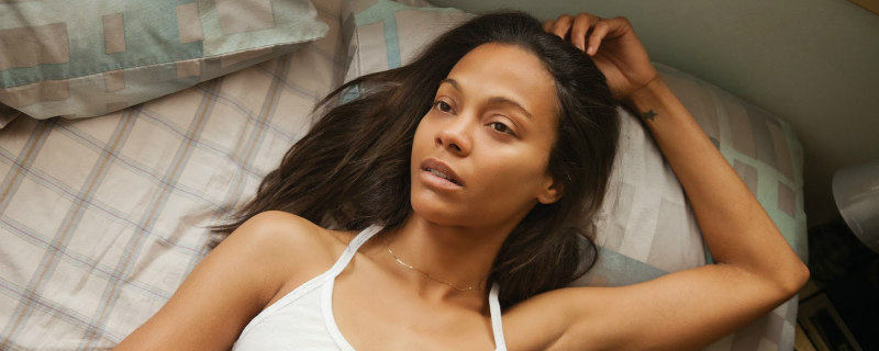 zoe saldana out of the furnace