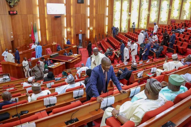 BREAKING: Senate approves N234.5 billion for INEC, ignores Buhari's security budget request