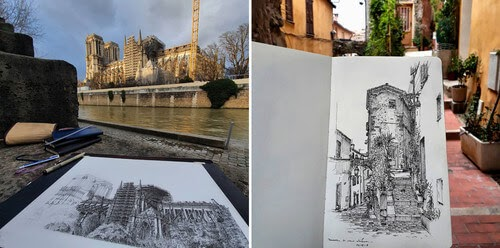 00-Architectural-Drawings-Vincent-Verhaeghe-www-designstack-co