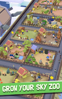Rodeo Stampede:Sky Zoo Safari Mod