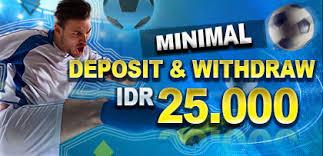 Minimal Deposit & Withdraw