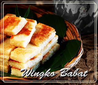 Resep Wingko Babat Khas Semarang Paling Mantap #2