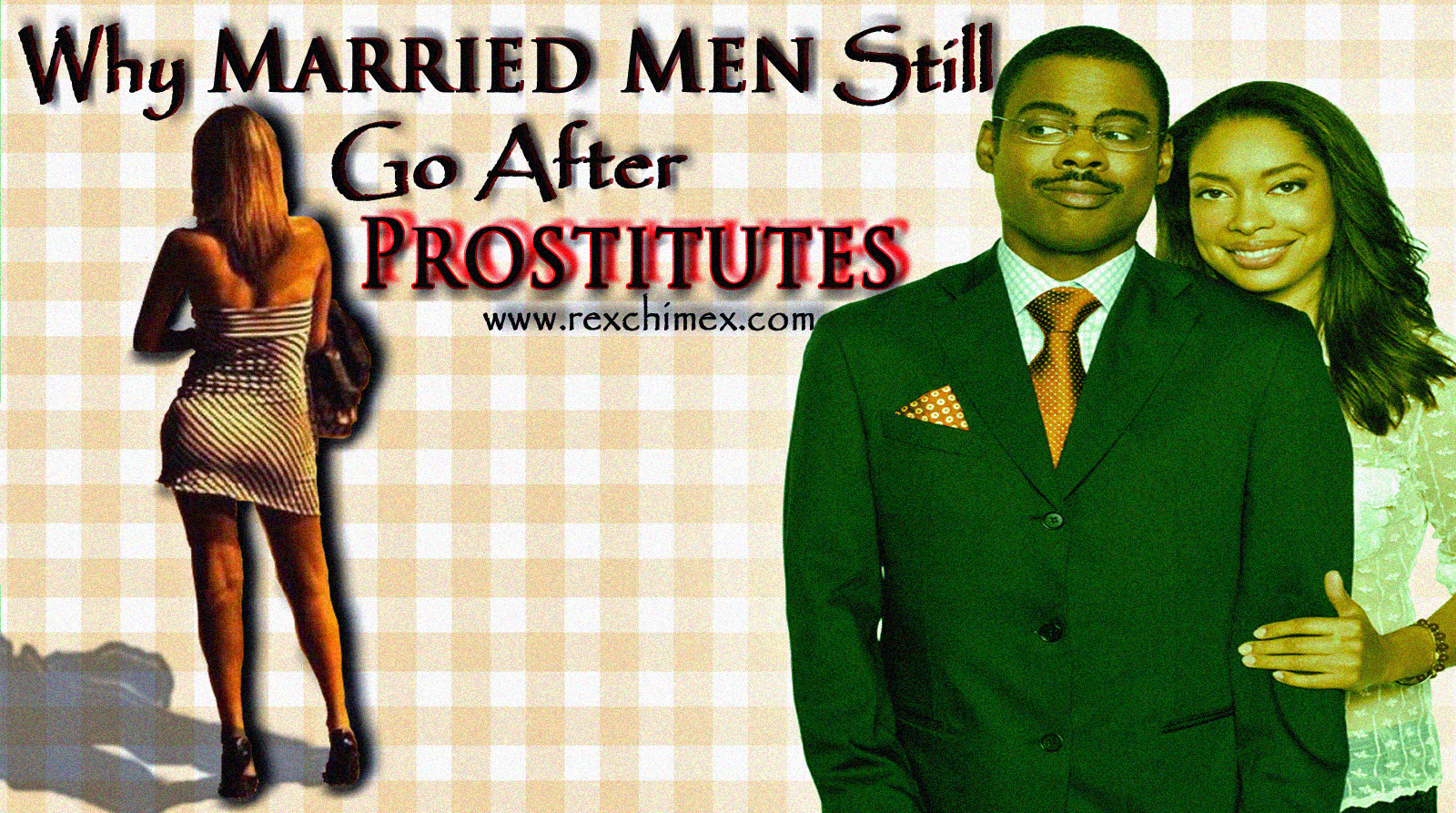 why guys go to prostitutes