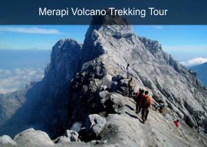 Merapi Trekking and Merbabu Trekking