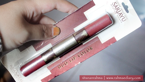 Duo lip color k07