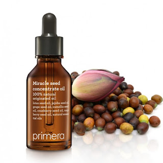Primera's Miracle Seed Concentrate Oil Korea Skin Care untuk Kulit Kering