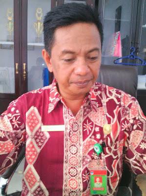 Oscar Manoppo, Kepala DPPKAD Boltim.