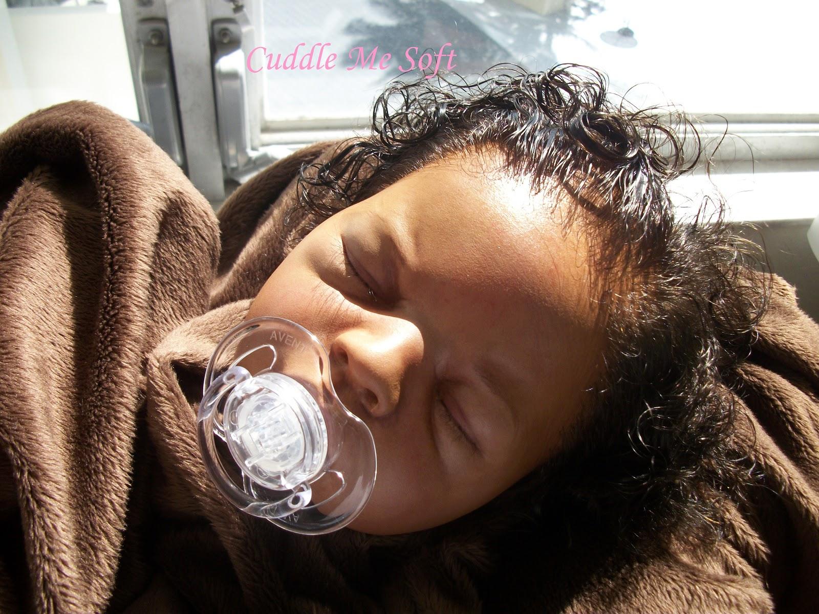 My life & adventures in reborning Cuddle Me Soft Reborn ...