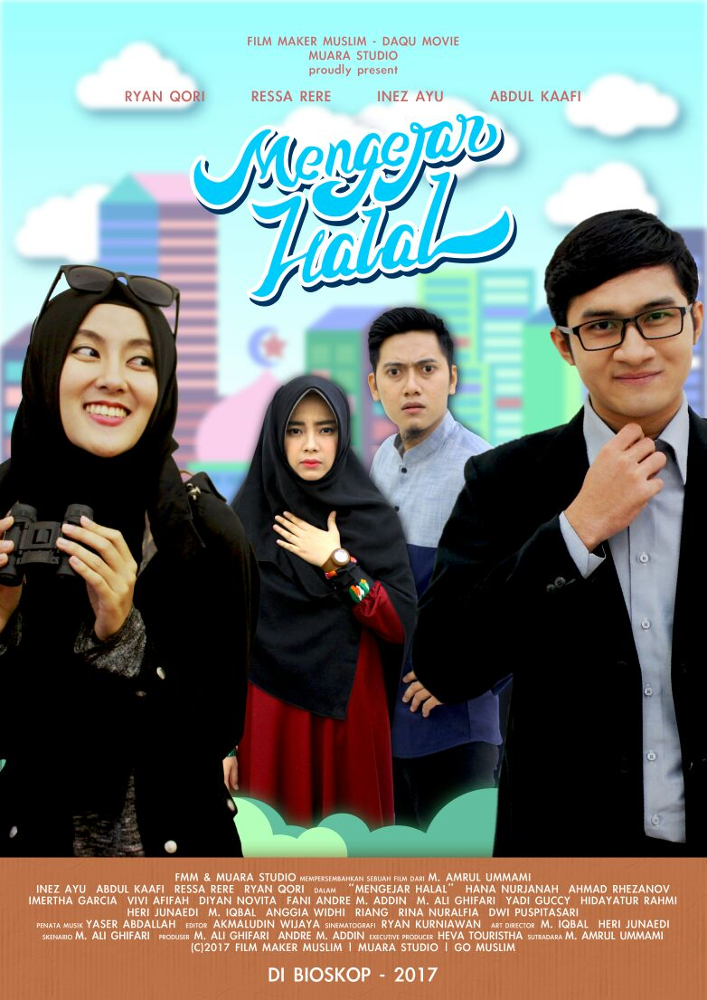 Nonton Mengejar Halal (2017)
