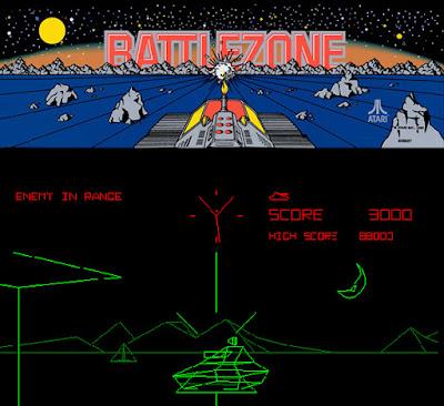 BattleZone™ ATARI  ©1980