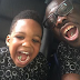 Edge Nigeria @JuliusAgwu1 and his cute son goof around in new photos..