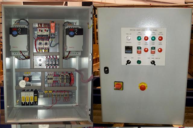 Jual panel  listrik