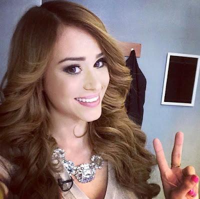 Yanet Garcia smiles