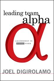Leading Team Alpha by Joel DiGirolamo