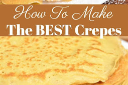 THE BEST CREPES