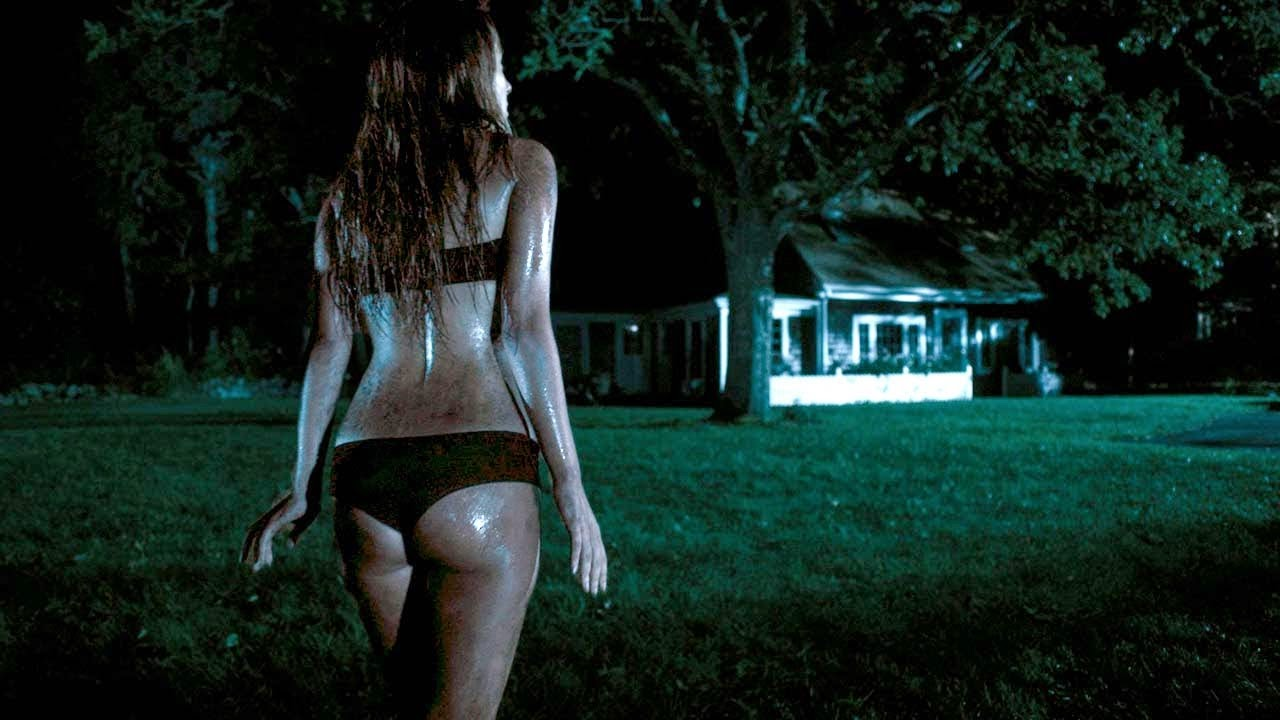naked girls from horror movies