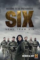 Segunda temporada de Six