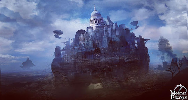 The Infernal Devices Quotes Wallpaper 10 Questions About The Mortal Engines Film Making The