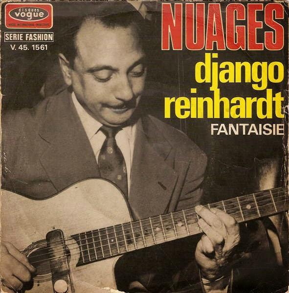 Django Reinhardt Nuages