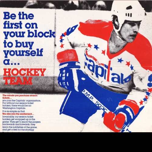 1979-80 Season Sales Brochure