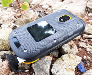 Hape Outdoor Mafam M838 Flip Rugged Phone With Docking Antenna