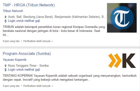 Lowongan Kerja Tribun Network Terbaru 2019.