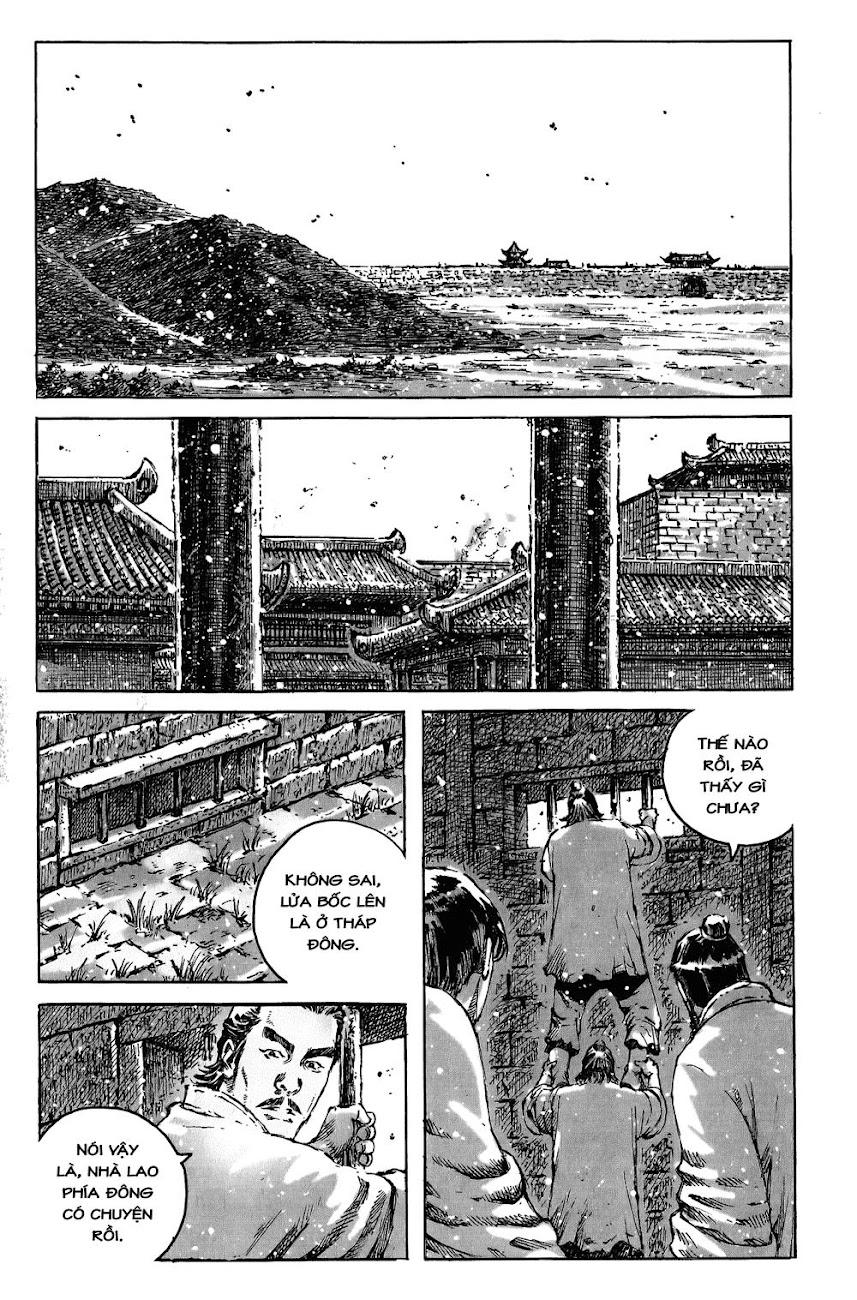 Hỏa phụng liêu nguyên Chương 467: Đăng tháp đoạt thành [Remake] trang 2