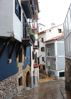 Casco histórico de Ondarroa