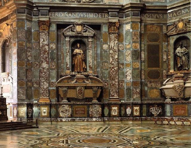 Ingressos para o Evite Fila na Capela de Medici em Florença