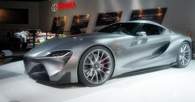 Toyota FT1 2019 Redesign, Release Date, Price