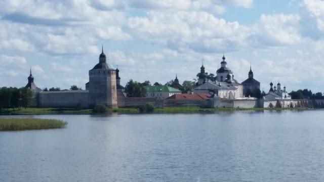 Mit dem Schiff durch Russland MS Fedin Moskau - St. Petersburg