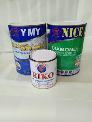 www.123nhanh.com: Sản xuất thiếc tráng đựng sơn nước, lon đựng hóa chất..