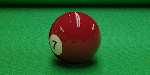 Pool Balls - Cycles - BlenderMarket