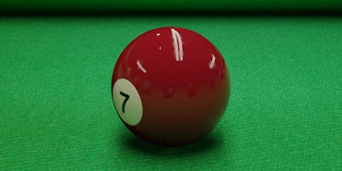 Pool Balls - Cycles - BlenderMarket