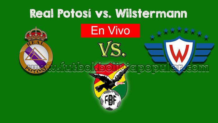 【En Vivo Online】Real Potosí vs. Wilstermann - Torneo Clausura 2018